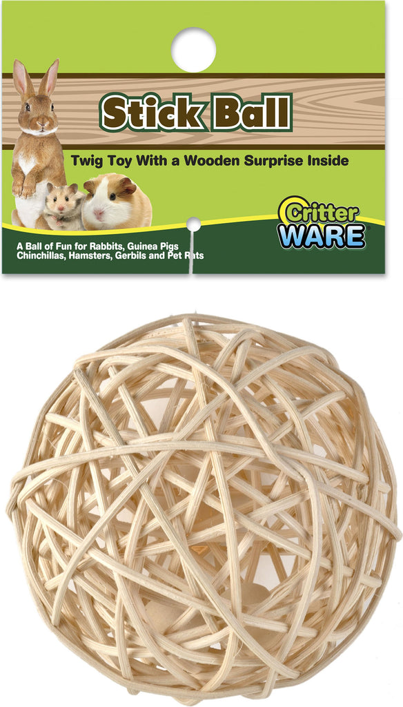 Ware Mfg. Inc. Bird/sm An - Nutty Stick Ball Treat