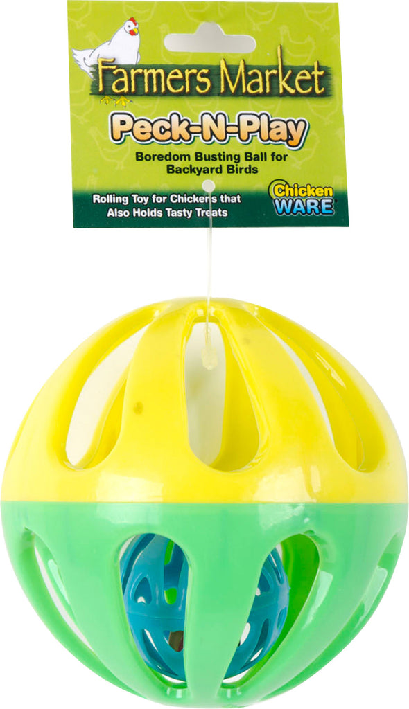 Ware Mfg. Inc. - Farmers Market Peck-n-play Ball