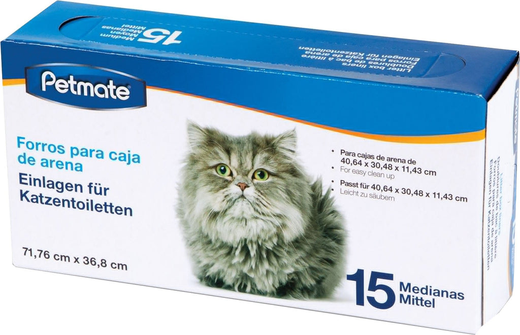 Petmate Inc - Litter Pan Liner
