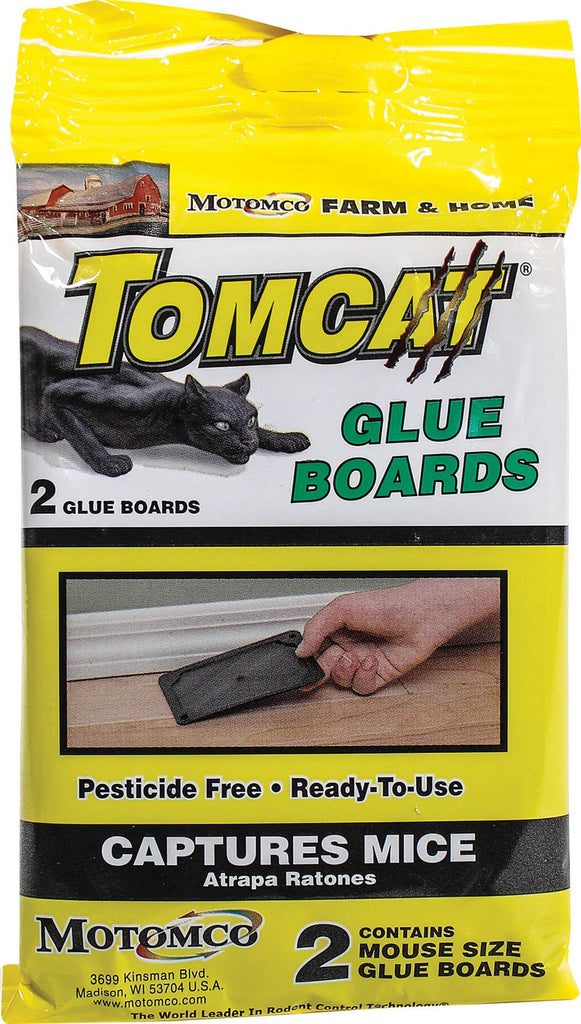 Motomco Ltd             D - Tomcat Glue Board Mouse Trap Value Pack (Case of 48 )