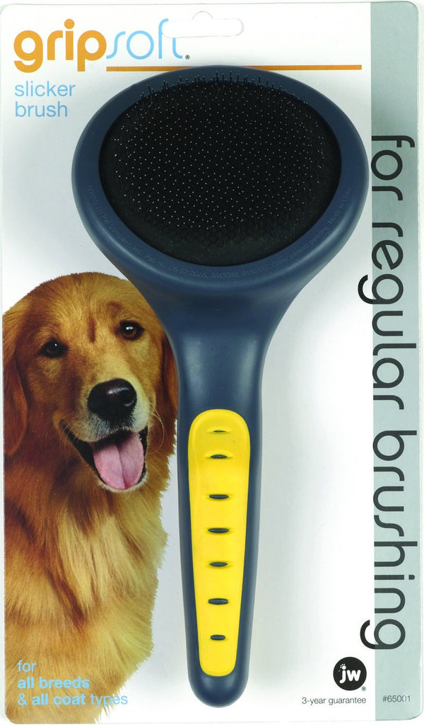 Jw - Dog/cat - Jw Gripsoft Slicker Brush