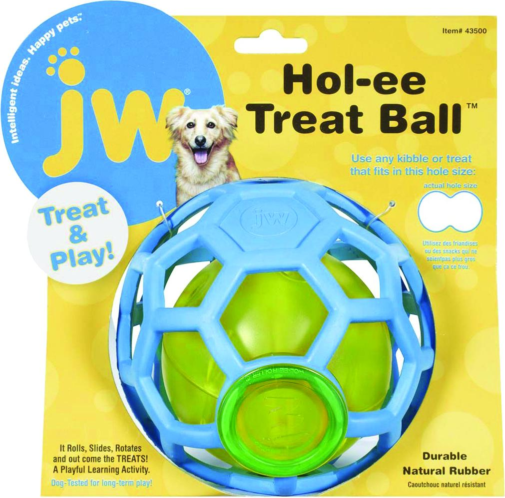 Jw - Dog/cat - Hol-ee Treat Ball For Dog