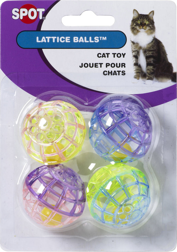 Ethical Cat - Lattice Balls With Bells