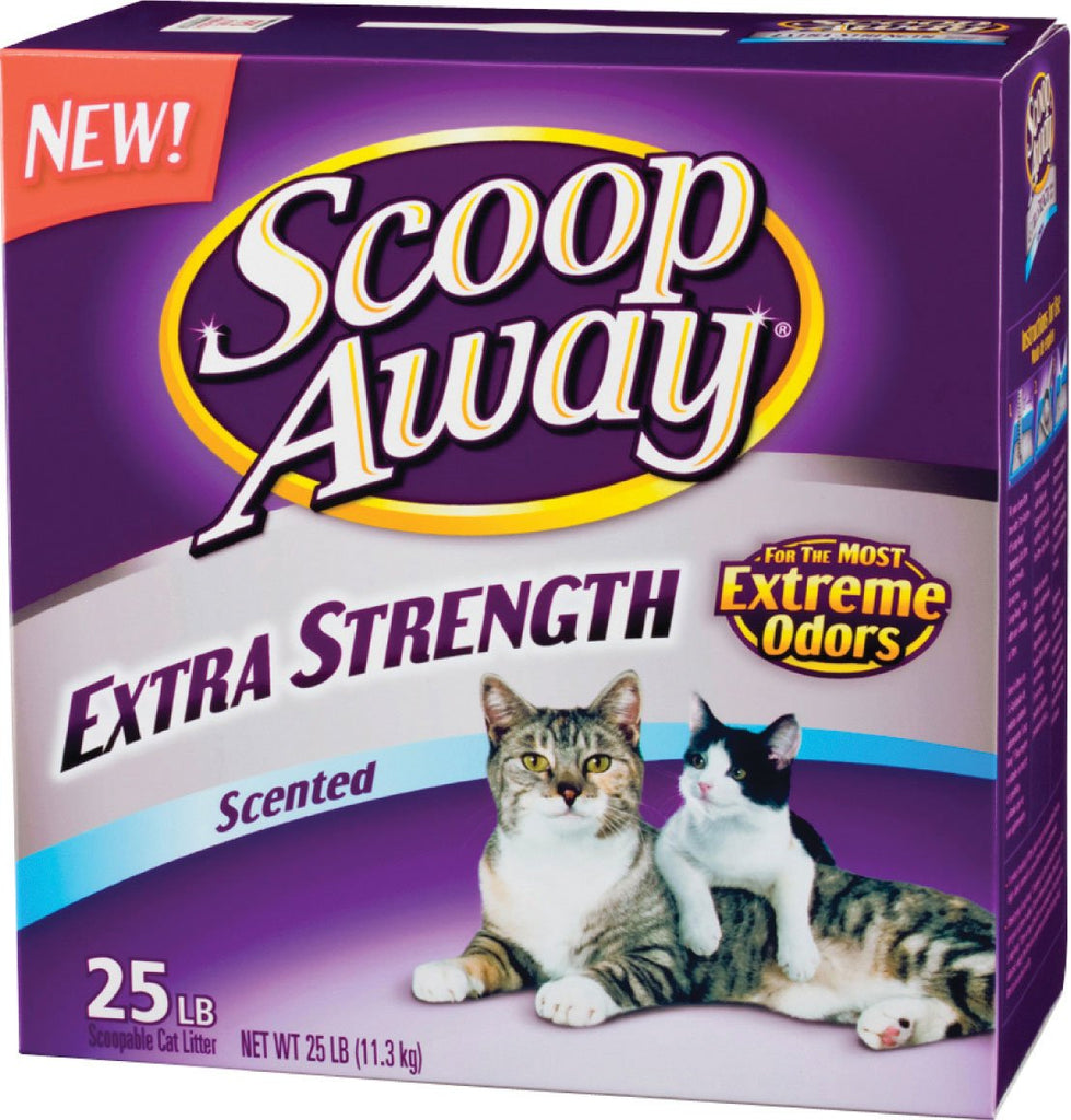 Clorox Petcare Products - Scoop Away Extra Strength Cat Litter