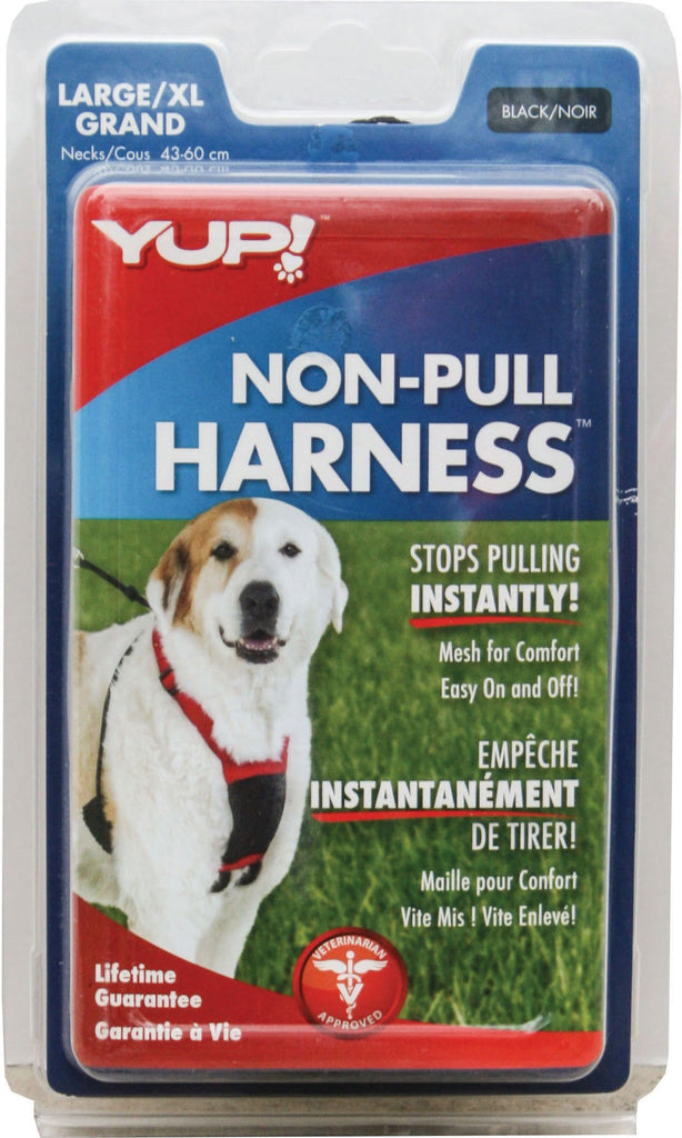 Sporn Products Inc.    P - Mesh Anti Pull Dog Harness