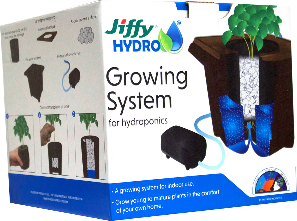 Jiffy-ferry Morse Seed Co-Jiffy Hydro Growing System