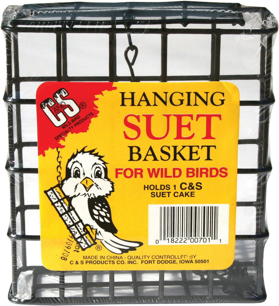 C And S Products Co Inc P - Single Suet Basket