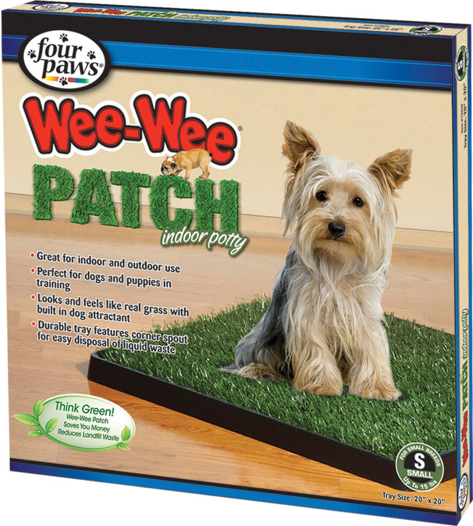 Four Paws Products Ltd - Wee-wee Patch Indoor Potty