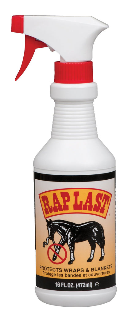Saddler J M Co Inc - Raplast Spray For Horses