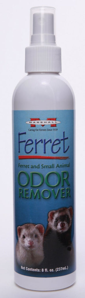 Marshall Pet Products - Ferret And Small Animal Odor Remover