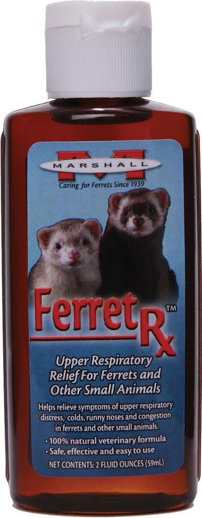 Marshall Pet Products - Ferret Rx Upper Respiratory Treatment