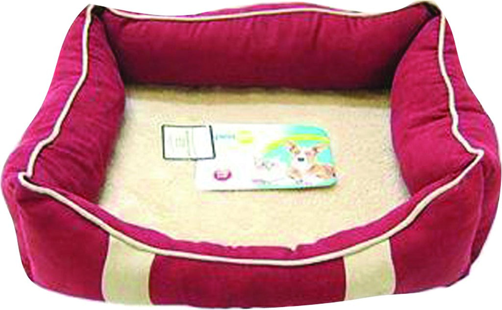 Petmate Inc - Beds - Foam & Fiber Lounger