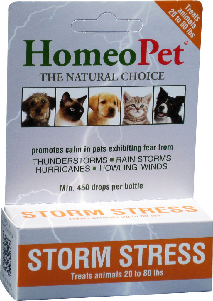 Homeopet Llc - Storm Stress K-9
