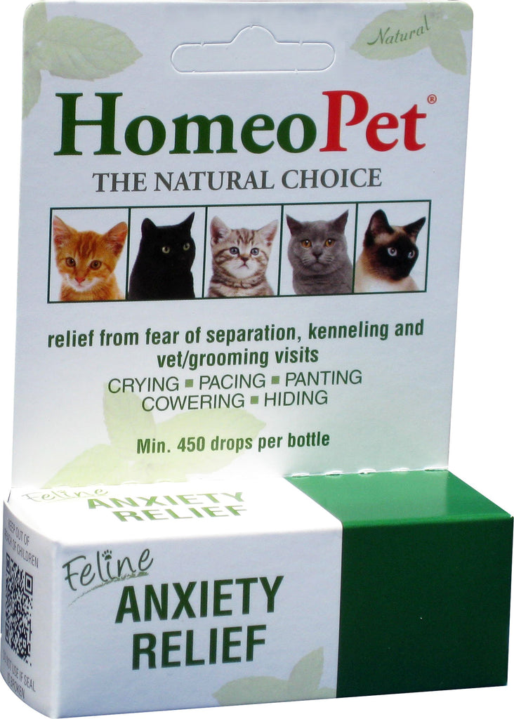 Homeopet Llc - Anxiety Relief Feline