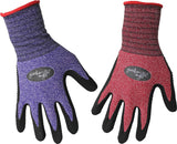 Boss Manufacturing      P - Boss Guardian Angel Dotted Nitrile Palm Knit Wrist (Case of 12 )