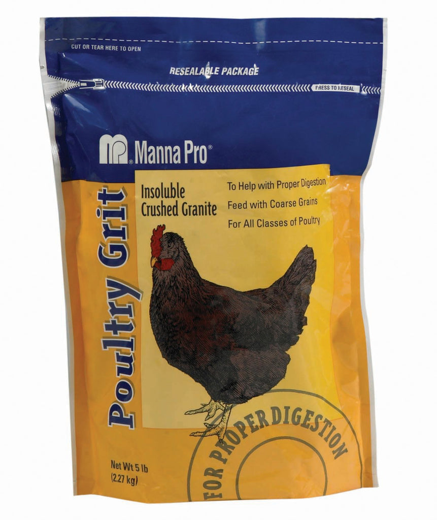 Manna Pro-packaged - Poultry Grit With Probiotics