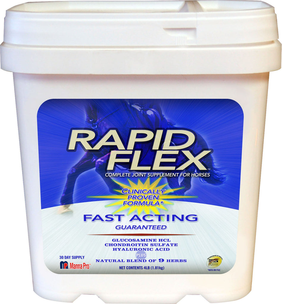 Manna Pro-packaged - Rapid Flex Complete Joint Supplement For Horses
