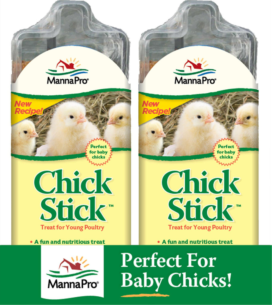 Manna Pro-feed And Treats - Chick Stick Young Poultry Treat