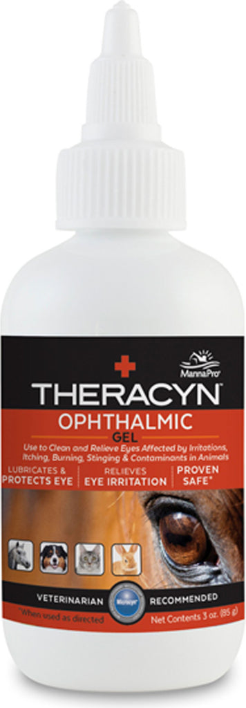 Manna Pro-packaged - Theracyn Opthalmic Gel