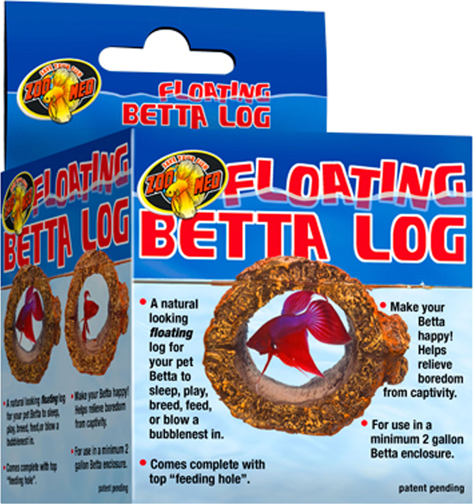 Zoo Med Laboratories Inc - Floating Betta Log