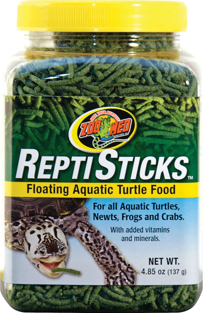 Zoo Med Laboratories Inc - Reptisticks Floating Aquatic Turtle Food