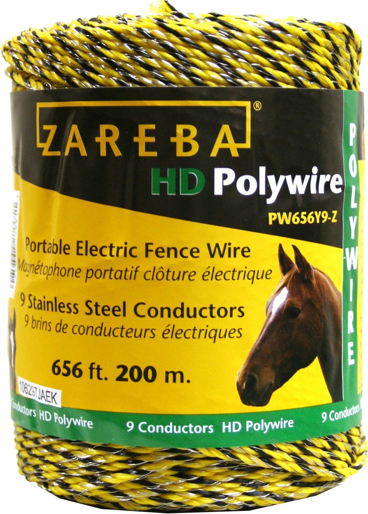 Woodstream Zareba - Zareba Polyrope For Electric Fencing