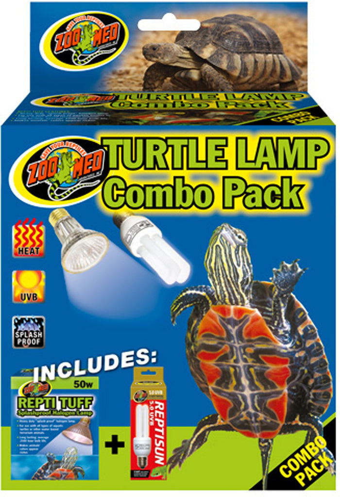 Zoo Med Laboratories Inc - Turtle Lamp Combo Pack