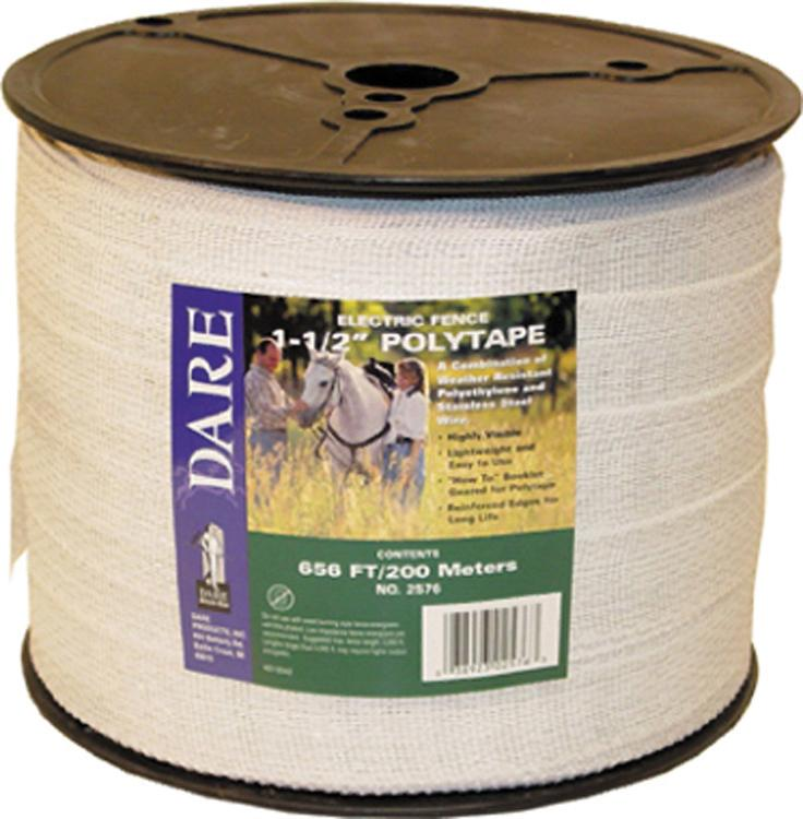 Dare Products Inc       P - Equine Fencing Polytape