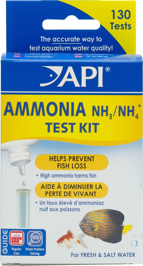 Mars Fishcare North Amer - Ammonia Test Kit For Fresh And Salt Water