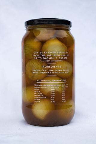 Robbies - Pickled Onions
