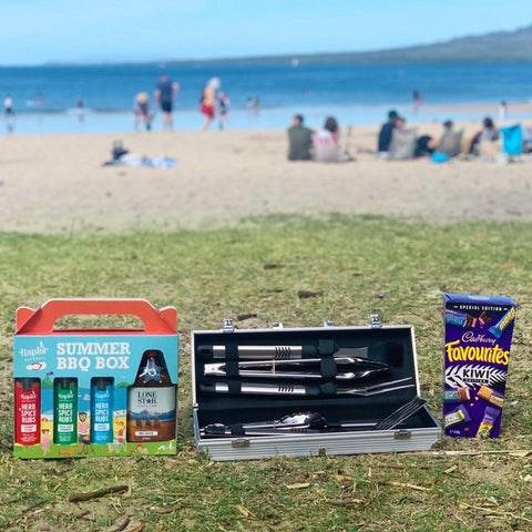 BBQ Lovers Beach Pack - With Chocolates