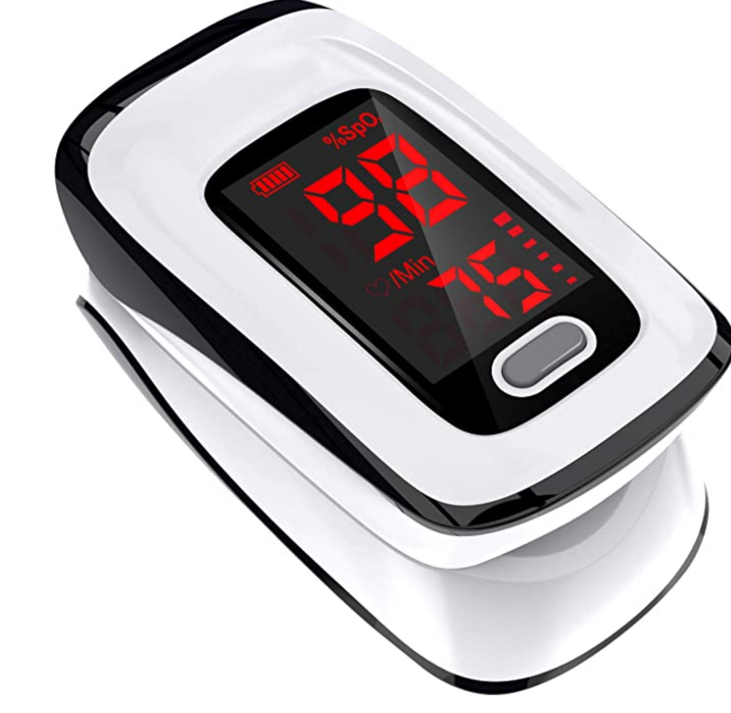 OxyTester™ - Measure Blood Oxygen Levels Easily and Safely Without Needles