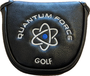 Custom covers for your Quantum Force putters.