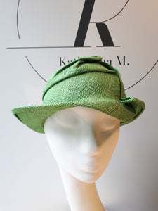 Streetstyle Summer Hat in Straw BAO