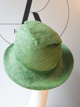 Load image into Gallery viewer, Streetstyle Summer Hat in Straw BAO