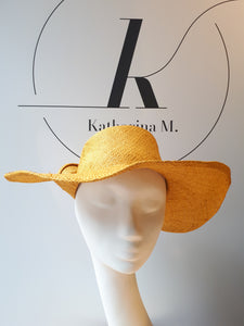 Streetstyle Summer Hat in BAO