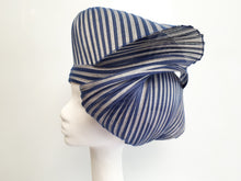 Load image into Gallery viewer, Event Turban in Buntal-Straw, CB3518
