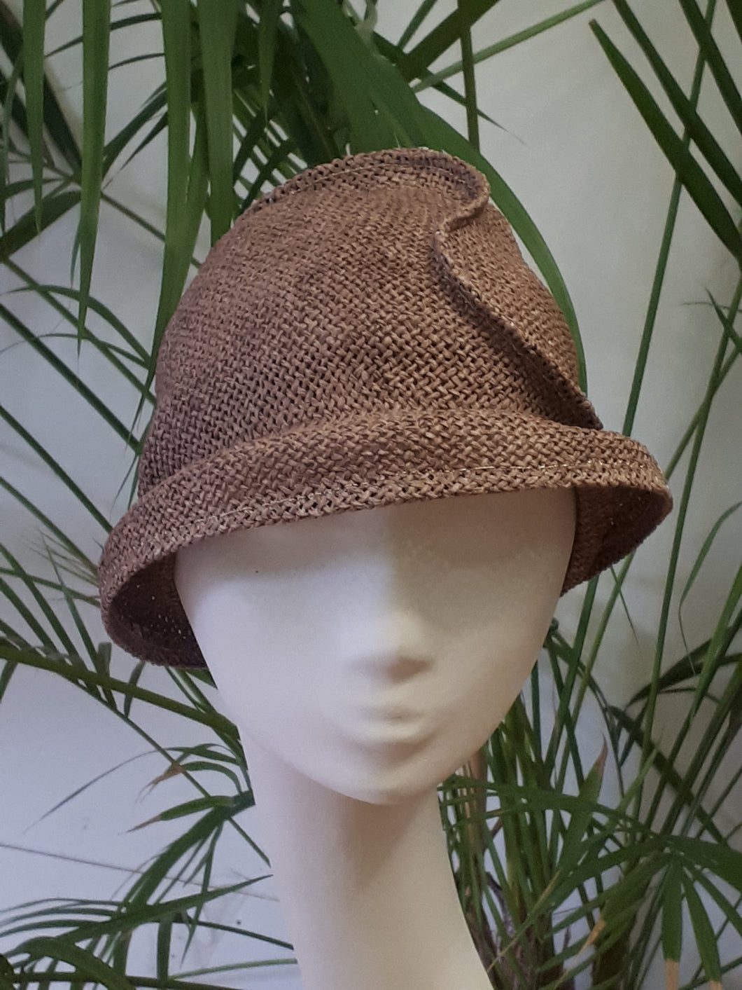 Small Brim Hat for Summer