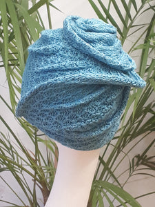 Soft Silk turban for Summer