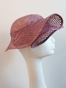 Summer Hat in Sisalstraw FS2518