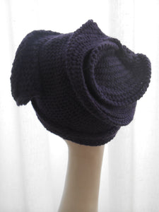 Alpaca-Turban for Winter