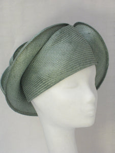 Event Hat in Parasisal Straw