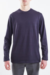 Fisherman Longsleeve - Navy