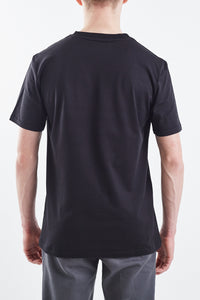 Hawkers Worn Crew - Black