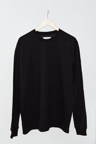 Fisherman Longsleeve - Black