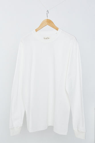 Fisherman Long Sleeve - Off White