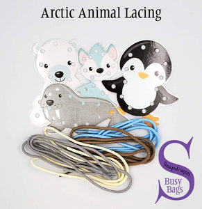 Arctic Animal Lacing