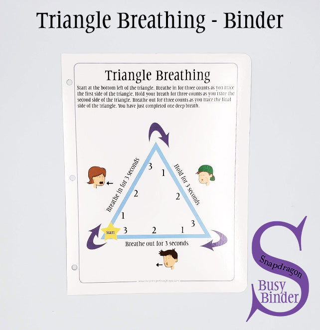 Triangle Breathing