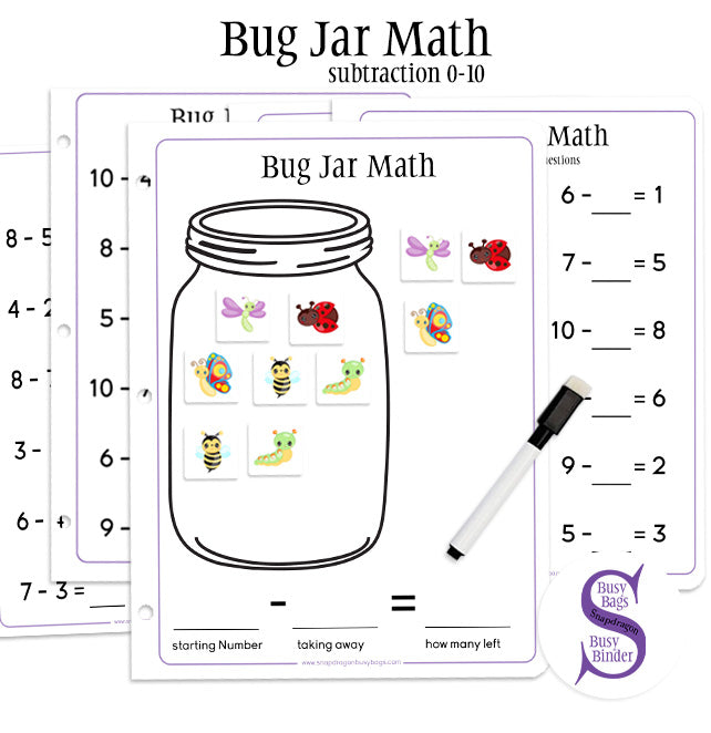 Bug Jar Math