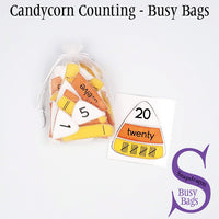 Candycorn Counting